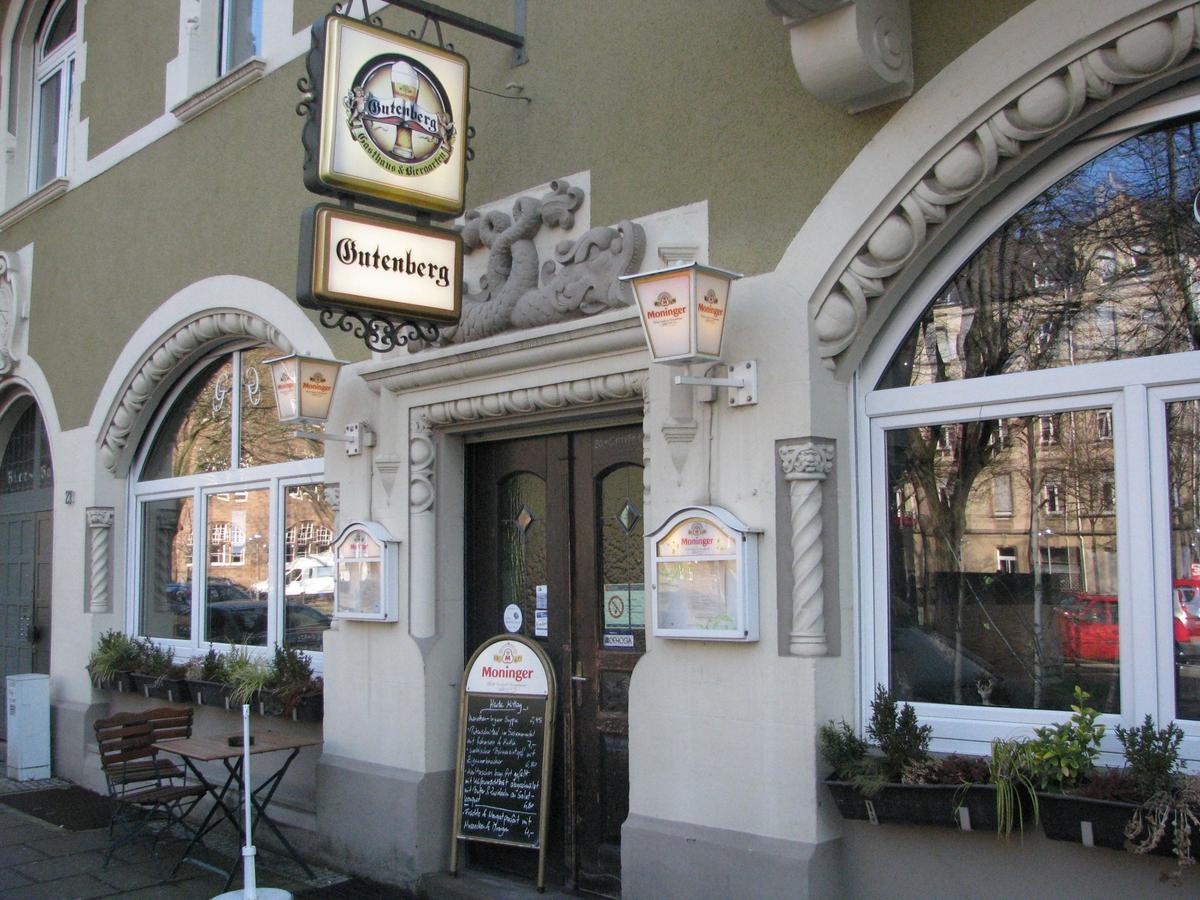 Gutenberg Restaurant Karlsruhe